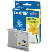 Картридж Brother LC51/LC970 Y (желтый) DCP-135C/DCP-150C/DCP-153C/DCP-157C, MFC-235C/MFC-260C